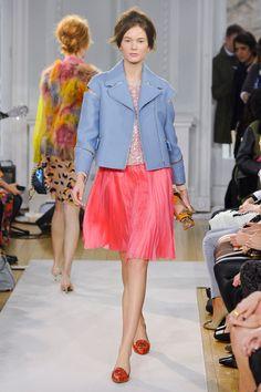 Moschino Cheap & Chic at London Fall 2012