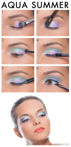 Super colorful for the spring!!!!tutorial