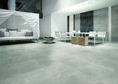 Tegel beton look