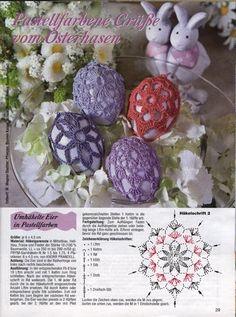 Revistas de adornos em croche - Mariangela - Picasa Web Albums