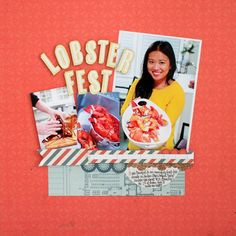 lobsterfest *studio calico march kit* - Two Peas in a Bucket