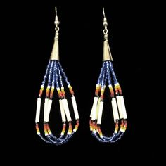 Beaded Earrings   Native American   $24.99