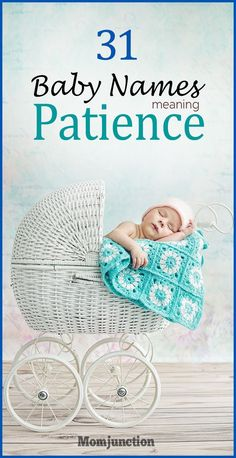 Go through MomJunction's list of baby names meaning patience and pick the one that will suit your child best.