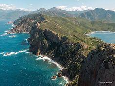 Mare e Monti North - Classical walking/hiking trail in Corsica