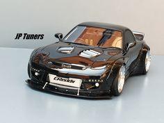1 18 Mazda Rx7 Tuning Jp Tuners Mazda Rx7 Mazda Cars Custom Cars