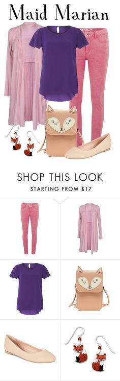 """Maid Marian"" by waywardfandoms ❤ liked on Polyvore featuring ONLY, Bleifrei, Dorothy Perkins, Call it SPRING, Sienna Sky, casual, disney and disneybound"