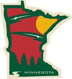 Interesting Minnesota Wild Hockey Club Logo.