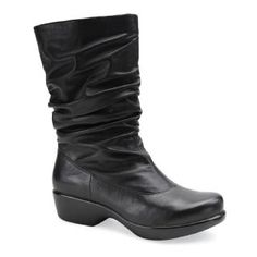 Bought these boots and I LOVE them! Cute with leggings and dresses and so comfortable that I feel like I'm getting away with something...