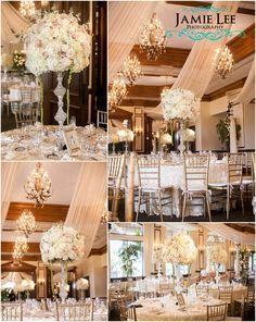 Grandezza Wedding │ Fort Myers Wedding Photographer │ Chelsey and Ryan  │Champagne Blush Elegant