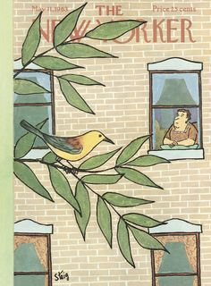 The New Yorker - Saturday, May 11, 1963 - Issue # 1995 - Vol. 39 - N° 12 - Cover by : William Steig