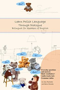 Learn Polish Language Through Dialogue: Bilingual for Speakers of English (Graded Polish Readers Book Learn Polish, Polish Language, Sign Of The Cross, Textbook, Ebooks, Jokes, English, Learning, Libraries