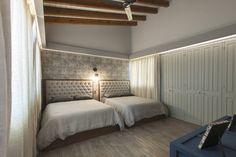 Busca imágenes de diseños de Recámaras estilo ecléctico}: Casa Cuernavaca. Encuentra las mejores fotos para inspirarte y y crear el hogar de tus sueños.