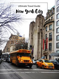 Ultimate Travel Guide to New York City Part I | Where Is Eu?