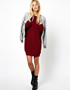 Image 4 of ASOS Sweater Dress