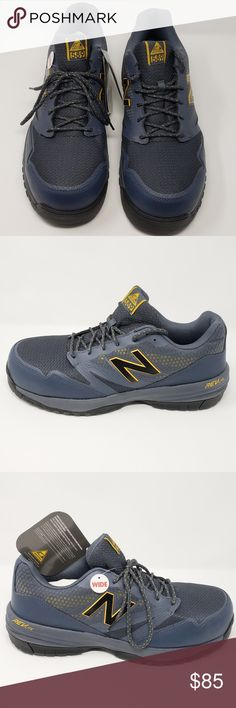 b51d2a7ea687d New Balance 589v1 Work Cross Trainer Sz 14 4E New Balance 589v1 Composite  Toe Cross