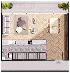 create realistic plans, sections and elevations in 2d