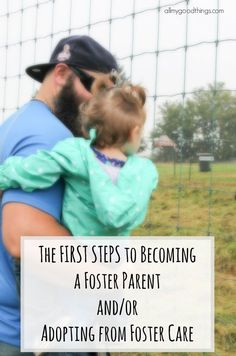 Learn the first steps to becoming a Foster Parent and Adopting from Foster Care. Where to start, what to expect, how to get answers to your questions.