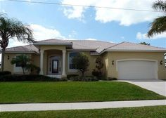 4 br  Marco Island Home Vacation Rental: 4/2 Waterfront Home