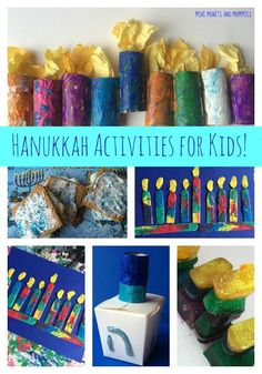 8 nights of Hanukkah activities for kids. Art, crafts, cooking, science and more. 8 Nights of Kids' Hanukkah Nights of Kids' Hanukkah Nights of Kids' Hanukkah Nights of Kids' Hanukkah Nights of Kids' Hanukkah Nights of Kids Hanukkah Crafts – Holiday Hanukkah For Kids, Feliz Hanukkah, Hanukkah Crafts, Jewish Crafts, Hannukah, Holiday Crafts, Hanukkah 2016, Holiday Ideas, Hanukkah Food