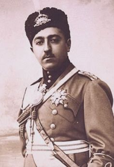 Shahzada Muhammad Hassan Mirza, Crown Prince of Persia