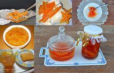Πορτοκάλια: 2 γλυκά του κουταλιού και 2 μαρμελάδες