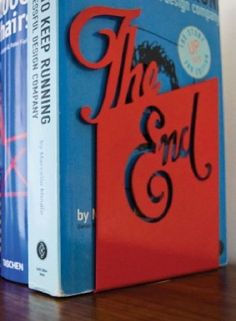 The End: the bookend