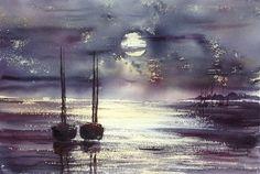 Art by Veneta Docheva #kunst #malerei #art   #painting #paintingart