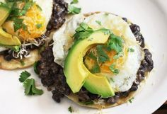 ranchero breakfast tostada ala the new sprouted kitchen book!.
