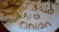 This playful plate. | 24 Notes That Are Sassier Than You