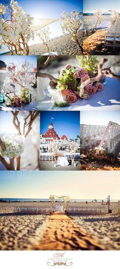This WILL be where my wedding is..Hotel Del Coronado, California