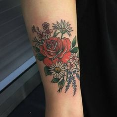 #tattoo by our apprentice Ali Fisher