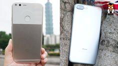 Pixel XL vs iPhone 7 Plus - Video Shoot Out & Test