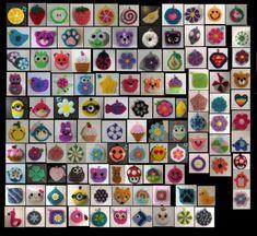 113 tutoriels tawashis éponges vaisselle créative bubble - Un grand marché