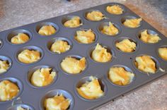Easy Mini cream puffs..My daughter made these for Thanksgiving.. They were so good that I only got 2..So I\'m making for Xmas..