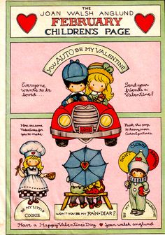 Joan Walsh Anglund_Valentine Paper Doll 2