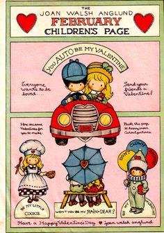 Joan Walsh Anglund_Valentine Paper Doll 2