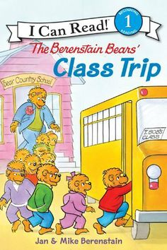 The Berenstain Bears' Class Trip: I Can Read Level 1 (I Can Read Book 1) by Jan Berenstain, http://www.amazon.com/dp/B00669PIHE/ref=cm_sw_r_pi_dp_TW5dtb0W92G4A
