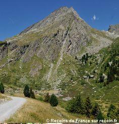 Randonnée, vallon de l'Orgère, Maurienne