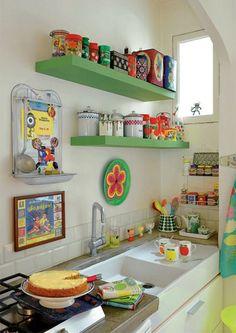 Dicas para sobreviver a uma cozinha pequena