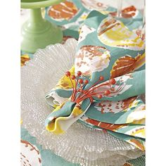 This year, get mom new summer tabletop decor from Company C!