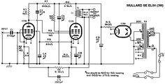 Single Ended EL84 HiFi (EF86 preamp v2)