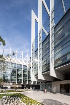 Campus Repsol, Madrid | Rafael de La-Hoz