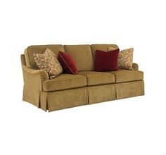 Fireside Sofa from the Fireside Custom Upholstery collection by Henredon Furniture 85wx39.75hx41.5d