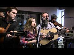 Sierra Hull - Easy Come, Easy Go [Live at WAMU's Bluegrass Country]