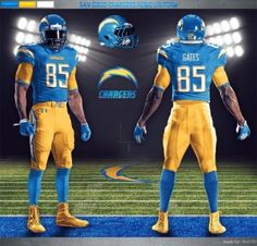 It's the NFL offseason, so we might as well have some fun with alternate uniform designs. Nike may be the official partner of the NFL, but one Reddit user wanted to give a handful of AFC teams a look in Under Armour gear.