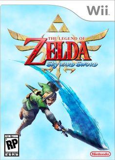 {Skyward Sword (Wii)} Aw, man....