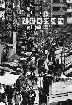 Mario de Biasi, Hong Kong, 1972