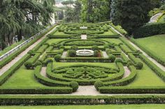 Though the Vatican City is notorious for being one of the busiest tourist destinations in Europe, the Vatican Gardens can provide one … Sorrento Italy, Naples Italy, Sicily Italy, Capri Italy, Venice Italy, Switzerland Tour, Pretty Landscapes, Toscana Italy, Italian Garden