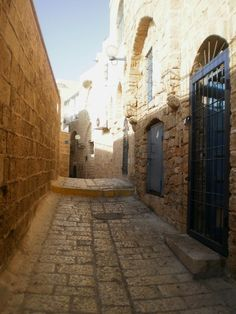 Jaffa Isreal.  Awesome place!
