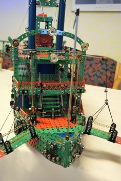 Cnc, Nostalgia, Construction, River, Toys, Gaming, Passion, Building